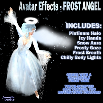 ~JJ~ Avatar Effects - Frost Angel