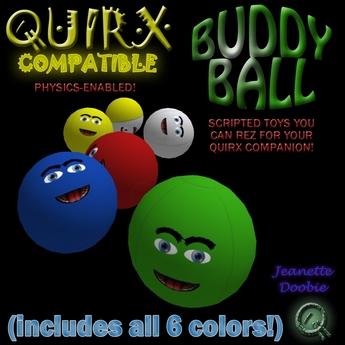 ~JJ~ Buddy Ball