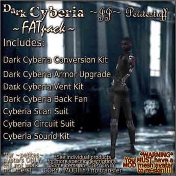 ~JJ~ Petitestuff Dark Cyberia FATpack