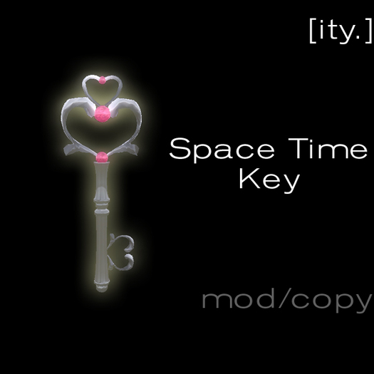[ity.] Space Time Key