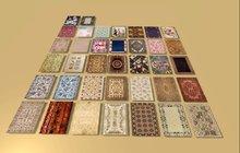 """1 prim """"Sculpt Carpet FairChang pack"""" any texture (mod, copy)"""