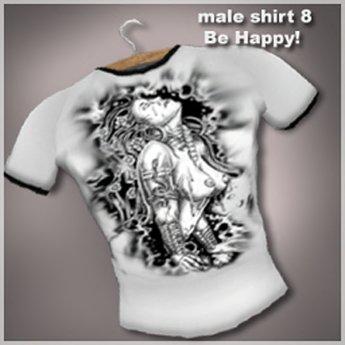 !BH~ Men Shirt 8