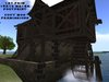 Old World Designs Rustic Medieval Grain mill Rustic Cottage