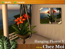 Hanging Flower V ♥ NEW Chez Moi