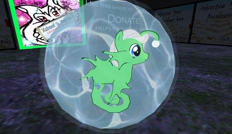 Sea Pony Mod for EP (Mero) Pony Avatar