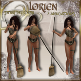 LORIEN SWEEP CHORE BROOM