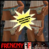 Frenemy - Kawaii G-Strings - Collection 1