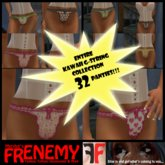Frenemy - Kawaii G-Strings - Collections 1-8