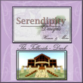 Serendipity Designs - The Telluride Log Cabin - Dark