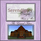 Serendipity Designs - The Grand Teton Lodge
