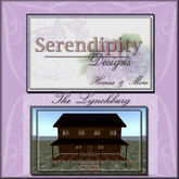 Serendipity Designs - The Lynchburg Log Cabin