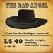 The Bad Angel Cowboy Hat