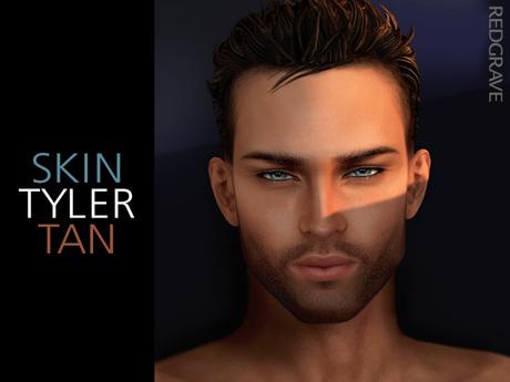 Skin TYLER - Tan / Bundle - REDGRAVE