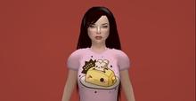 Cute Toaster T-shirt Pink