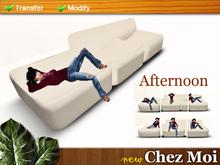 Sofa 3 Seats Afternoon ♥ CHEZ MOI