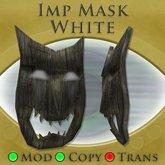 Imp Mask (White)