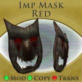 Imp Mask (Red)