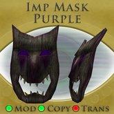 Imp Mask (Purple)