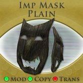 Imp Mask (Plain)