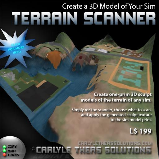(CTS) TerrainScanner