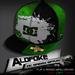 Alofoke!  -  DC Green Spray Cap