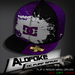 Alofoke!  -  DC Purp Spray Cap