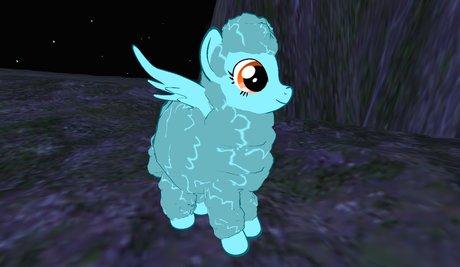 Fluffy Pony Mod for EP (Mero) Pony Avatar