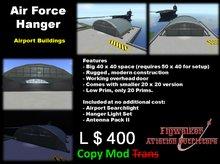Air Force Hangar