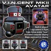 ER V.I.N.CENT MKII Avatar 1.0 [Package]