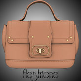Fleshtone :: Azealia Mini-Bag [Sand]