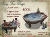 Sa'ng Fori Design -Petites Bathtub-