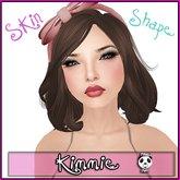 Panda Punx Kimmie Shape/Skin-Free Gift For You <3