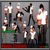 Kabuki Creations ~ Couple Walker v3.8 ~ couples animation love menu
