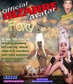 Foxy 'Dopey Duchess' Avatar