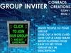 GROUP INVITER BOXED V4 (NEW MENU DRIVEN VERSION)
