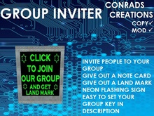 GROUP INVITER BOXED V4 (NEW MENU DRIVEN VERSION)