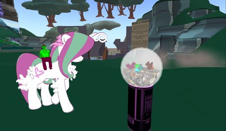 My Little Humie Giver for pony avatar stores