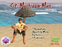 Mushroom Chair Man