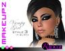ROXIZ... MAKEUPZ > *FREE* Vampy Girl Style 3 in Black