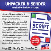 UNPACKER & SENDER SCRIPT