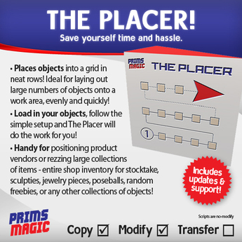 ✮ THE PLACER ✮