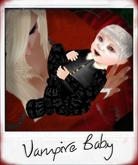 Vampire baby / bebe vampiro / bébé vampire  ( boy ) *Artypix*