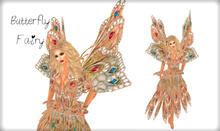 Kelila - Butterfly Fairy