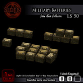 Military Batteries
