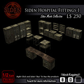 Siden Hospital Fittings 1