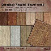 Trowix - Seamless Random Board Wood Textures