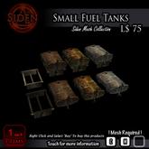 Small Fuel Tank