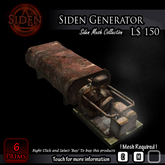 Siden Generator