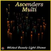Ascenders Multi Color