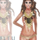 - B L E U - Empress Tehani Tribal Piece v2 (BOXED)